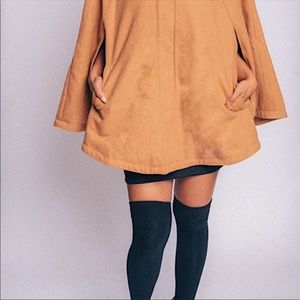 Forever 21 Jackets & Coats - NEW Forever 21 Brown Cape
